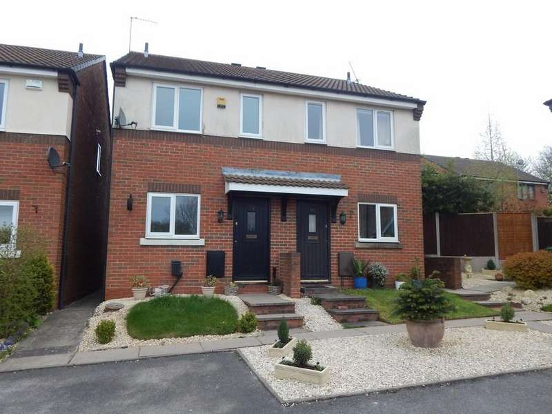 2 Bedrooms Semi Detached House for rent in Primrose Meadow, Heaht Hayes WS1