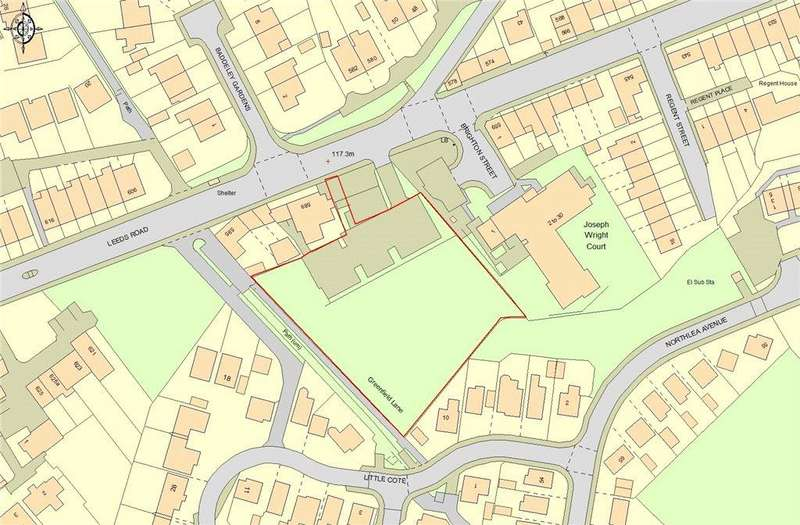 Plot Commercial for sale in Leeds Road, Thackley, Bradford, West Yorkshire