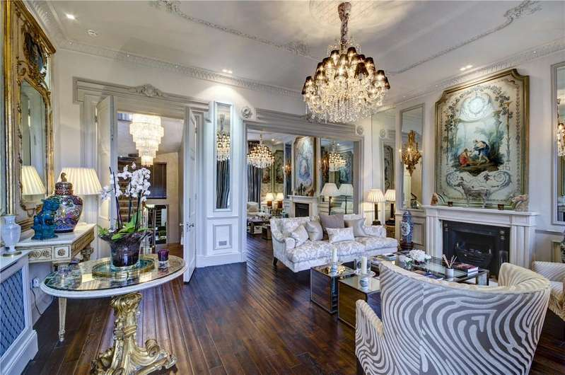 5 Bedrooms Terraced House for rent in Hanover Terrace, Regent's Park, London, NW1