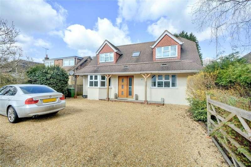 4 Bedrooms Detached House for sale in Tunbridge Crescent, Liphook, Hampshire