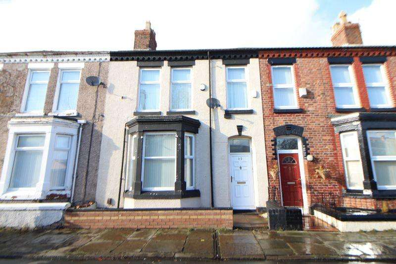4 Bedrooms Terraced House for sale in Mather Road, Prenton