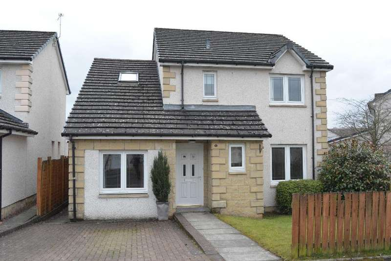 4 Bedrooms Detached House for sale in Meadow Court, Denny, Dunipace, Falkirk, FK6 6JU