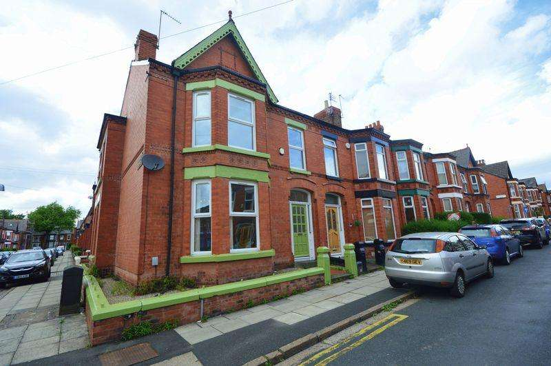4 Bedrooms End Of Terrace House for sale in Plattsville Road, Allerton
