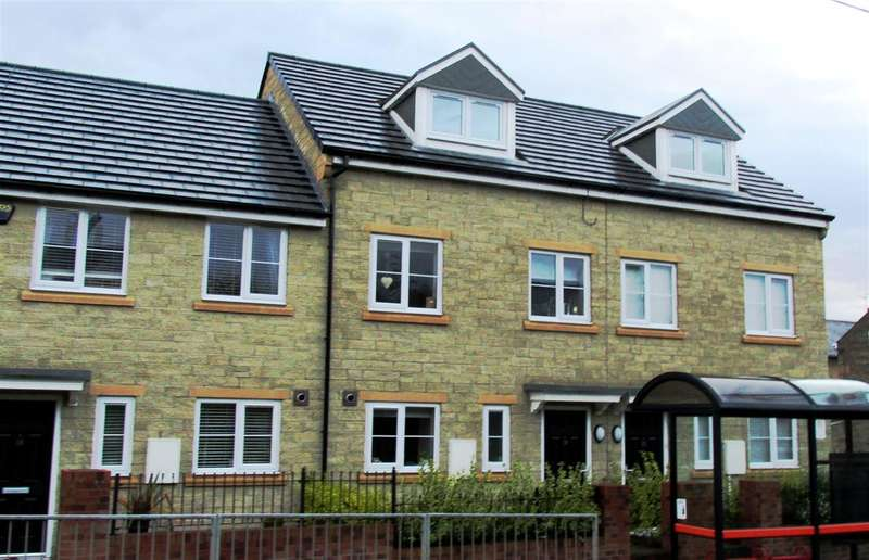 3 Bedrooms Link Detached House for sale in Ellen Crescent, Newcastle upon Tyne