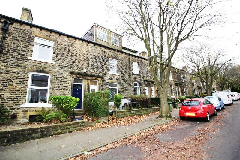 3 Bedrooms Terraced House for sale in St. Annes Road, Skircoat Green, Halifax