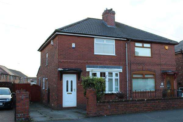 3 Bedrooms Semi Detached House for sale in Williams Crescent, Oldham