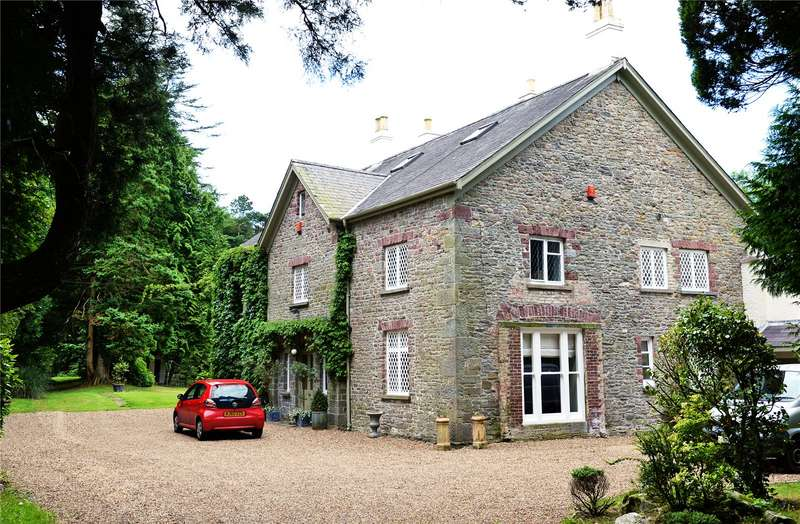 7 Bedrooms House for sale in Dolgwynon, Llanarthney, Carmarthen, Carmarthenshire