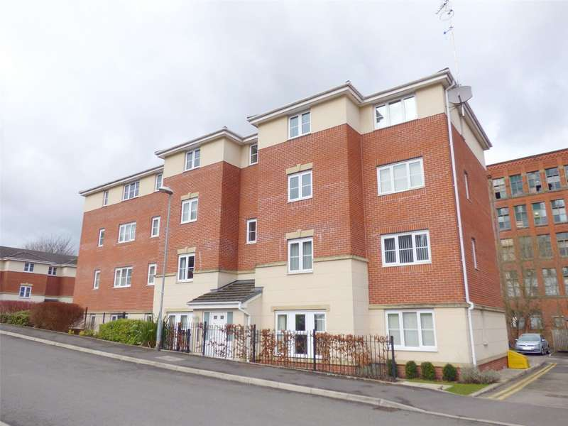 2 Bedrooms Apartment Flat for sale in Whitecroft Meadow, Middleton, Manchester, M24