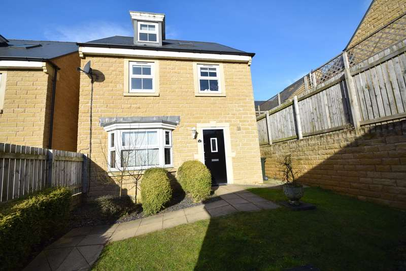 4 Bedrooms Detached House for sale in Honeypot Fold, Baildon BD17