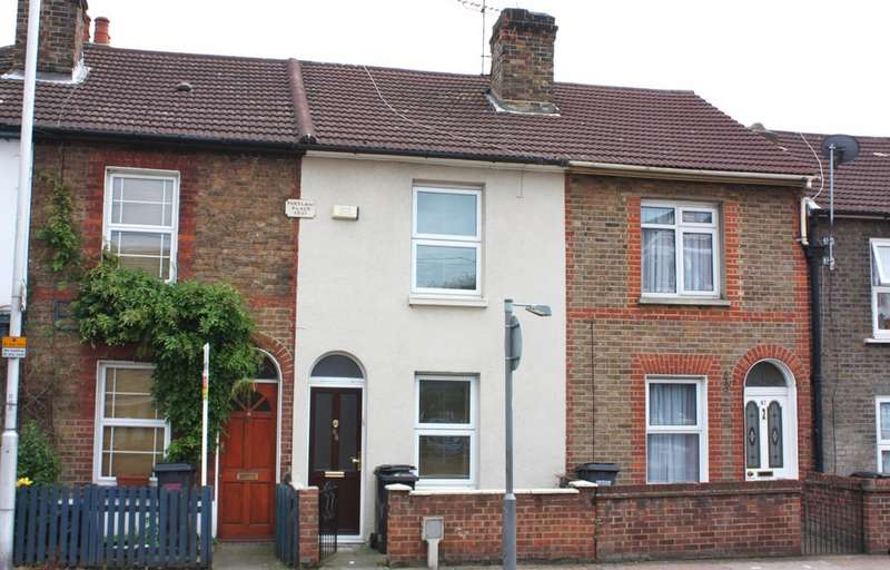 2 Bedrooms Terraced House for sale in Tamworth Road, Croydon CR0