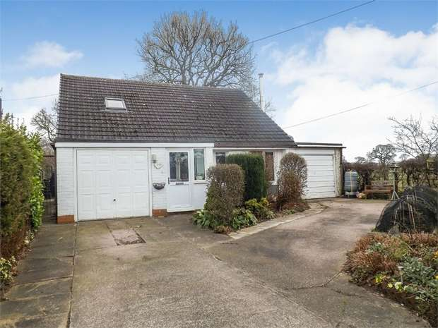 3 Bedrooms Detached House for sale in St Oswalds Crescent, Brereton, Sandbach, Cheshire