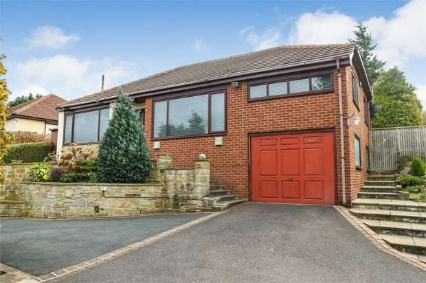 3 Bedrooms Detached House for sale in Denby Dale Road, Calder Grove, Wakefield, West Yorkshire