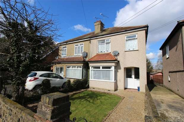 3 Bedrooms Semi Detached House for sale in 2 Priorywood Crescent, LEIGH-ON-SEA, Essex