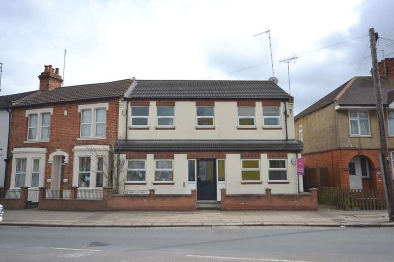 2 Bedrooms Flat for sale in Towcester Road, Far Cotton, Northampton, NN4