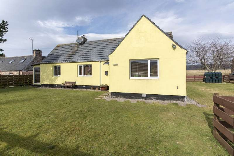 2 Bedrooms Bungalow for sale in Ardmore, Edderton, Tain, Highland, IV19 1LB