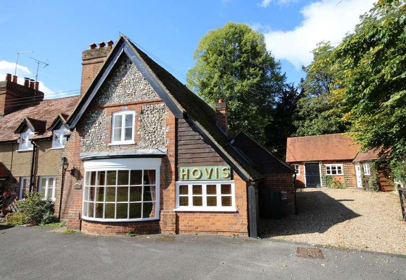 4 Bedrooms Semi Detached House for rent in Hambleden, Henley-On-Thames, RG9