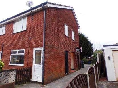 1 Bedroom Flat for sale in Crown Street, Farington, Leyland, PR25
