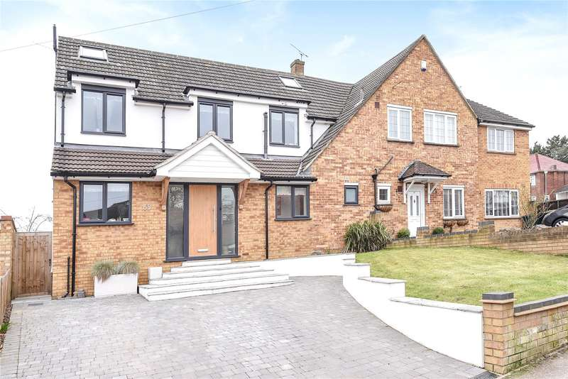 4 Bedrooms Semi Detached House for sale in Berry Lane, Rickmansworth, Hertfordshire, WD3