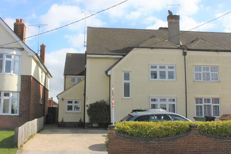 4 Bedrooms Semi Detached House for sale in Fambridge Road, Maldon