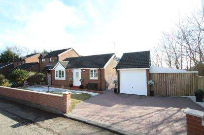 3 Bedrooms Bungalow for sale in Saughs Drive, Robroyston