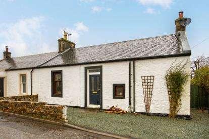 2 Bedrooms Semi Detached House for sale in Kersland Road, Glengarnock