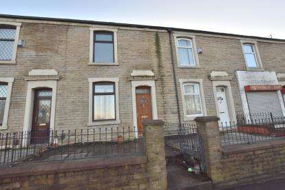 2 Bedrooms Terraced House for sale in Accrington Rd, Intack, Blackburn, Lancashire