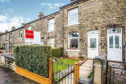 2 Bedrooms Terraced House for sale in Arnold Avenue, Birkby, Huddersfield, West Yorkshire