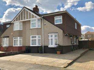 5 Bedrooms Semi Detached House for sale in Heathclose Avenue, West Dartford, Kent