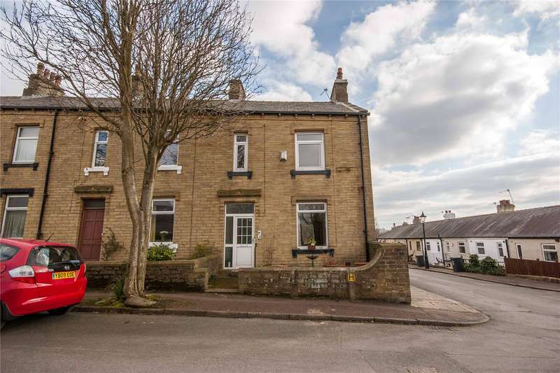 4 Bedrooms End Of Terrace House for sale in Chester Road, Boothtown, HALIFAX, West Yorkshire, HX3