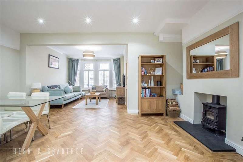 3 Bedrooms End Of Terrace House for sale in Windway Road, Victoria Park, Cardiff