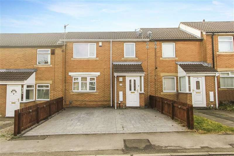 2 Bedrooms Terraced House for sale in Victoria Street, Gateshead, Tyne And Wear