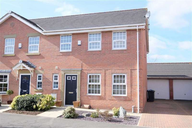 3 Bedrooms Semi Detached House for sale in Nelson Way, Lytham
