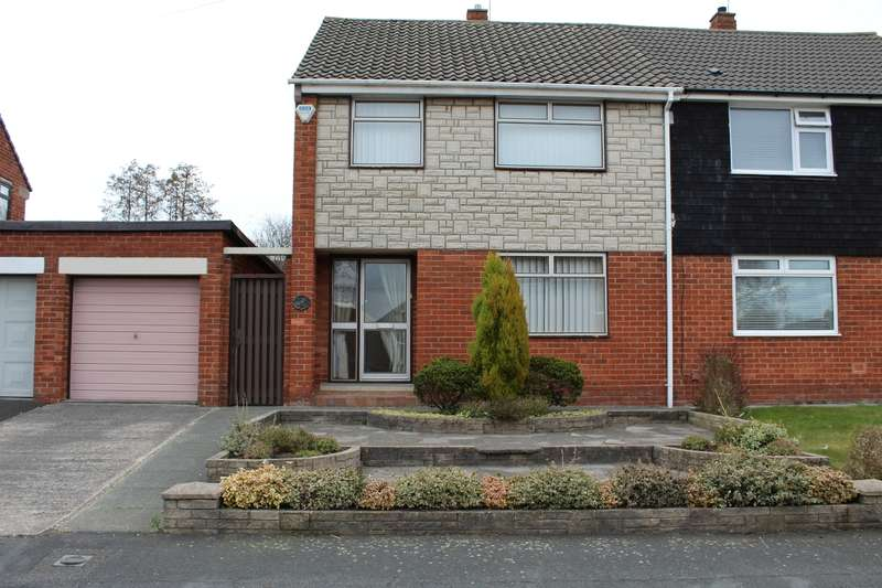 3 Bedrooms Semi Detached House for sale in Singleton Drive Knowsley Village L34