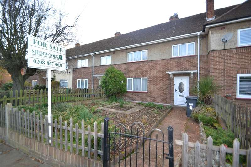 3 Bedrooms Terraced House for sale in Peacock Avenue, Bedfont