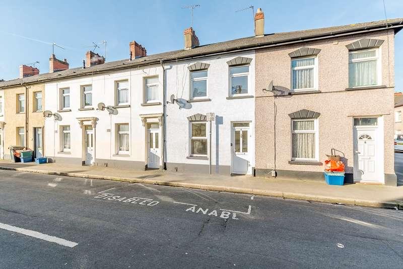 3 Bedrooms Terraced House for sale in Bishop Street, Newport, NP19