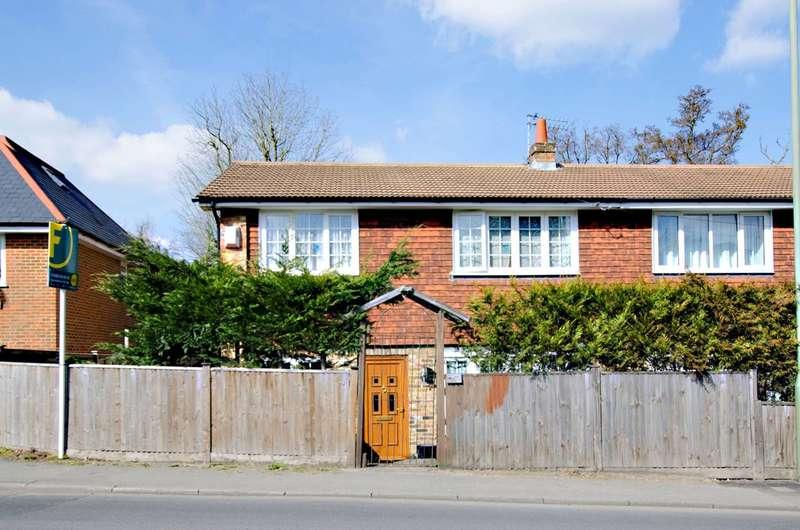 4 Bedrooms Semi Detached House for sale in Brookwood Lye, Brookwood, GU24