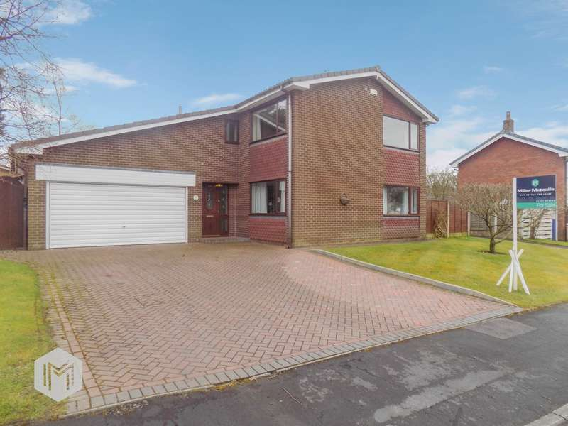 4 Bedrooms Detached House for sale in Firbank, Euxton, Chorley, PR7