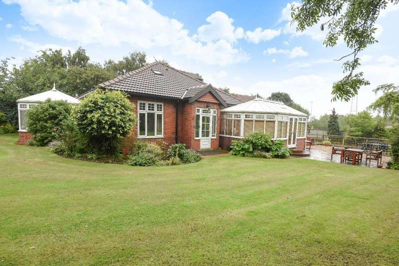 5 Bedrooms Detached House for sale in MAGNOLIAS, LONGTHORPE LANE, THORPE, WAKEFIELD, WF3 3BZ