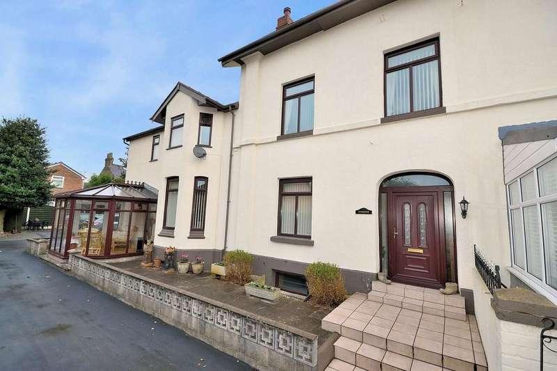 4 Bedrooms Semi Detached House for sale in Nutgrove Villa, Nutgrove Road