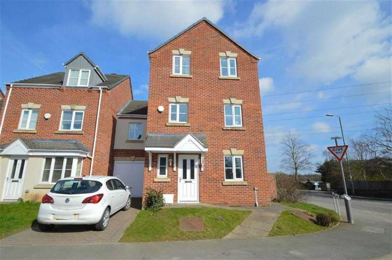 4 Bedrooms House for sale in 2 Mayfield Close, Battlefield, Shrewsbury SY1 4BF