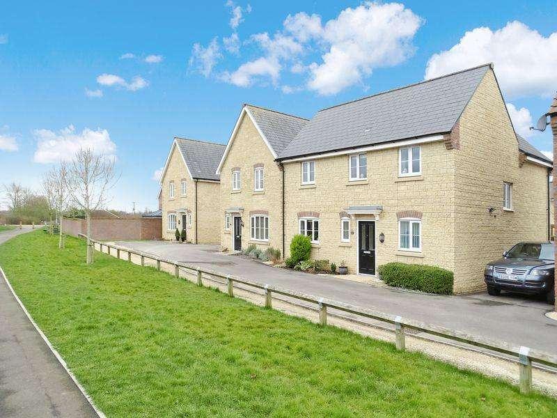 4 Bedrooms Detached House for sale in Blueberry Road, Melksham