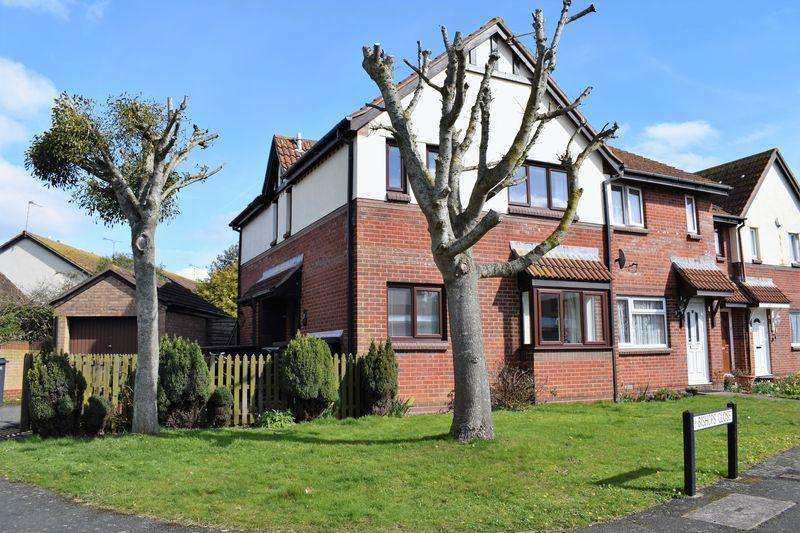 2 Bedrooms End Of Terrace House for sale in Counties Crescent, Starcross, Near Exeter