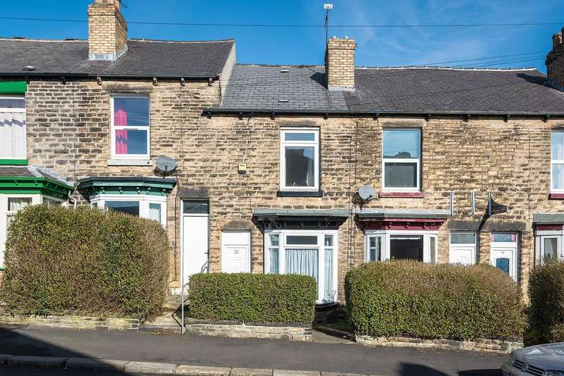 3 Bedrooms Terraced House for sale in Hands Road, Crookes, Sheffield