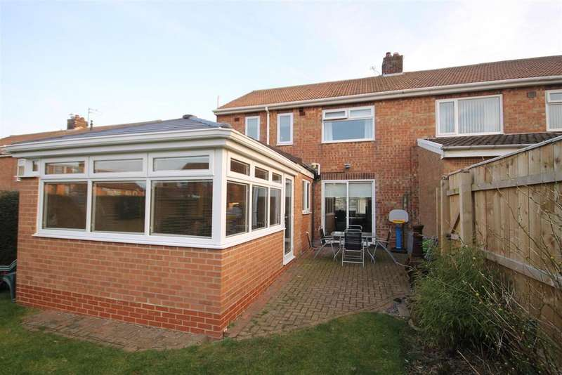 3 Bedrooms Semi Detached House for sale in King Oswy Drive, Hartlepool