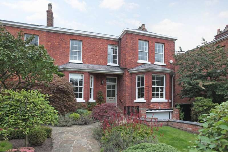 5 Bedrooms Semi Detached House for sale in Stamford Road, Bowdon