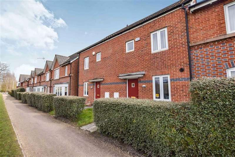 3 Bedrooms Terraced House for sale in Turnbull Road, Timperley, Cheshire, WA14