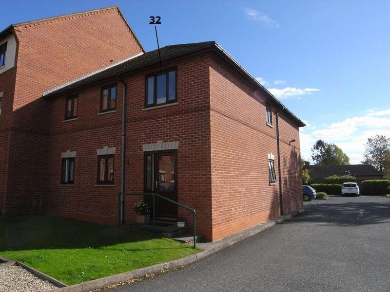 2 Bedrooms Retirement Property for sale in Born Court, Ledbury