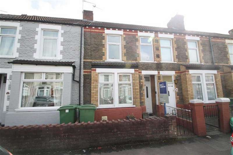 2 Bedrooms Terraced House for sale in Coronation Road, Cardiff