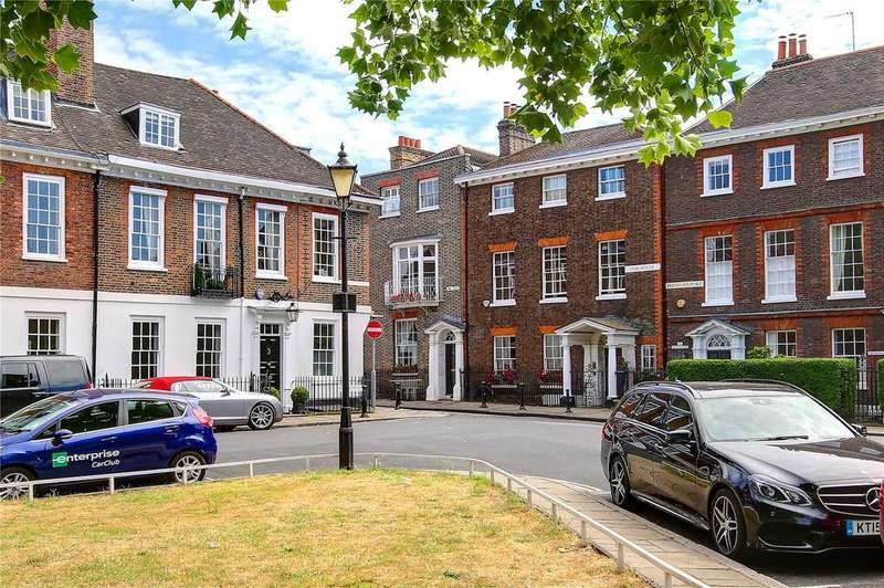 5 Bedrooms Terraced House for sale in King Street, Richmond, TW9
