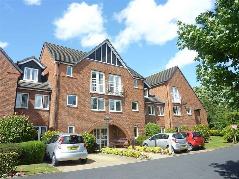 2 Bedrooms Retirement Property for sale in Wright Court, London Road, Nantwich